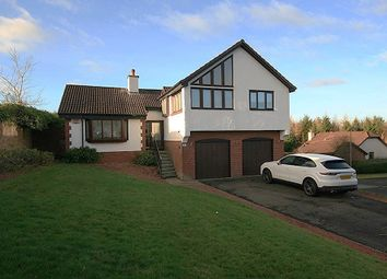 Thumbnail 4 bed detached house for sale in Murieston Vale, Livingston