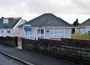 Thumbnail 3 bed detached bungalow for sale in Gendros Close, Swansea