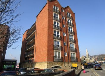 Thumbnail 1 bed flat for sale in Brayford Wharf East, Lincoln