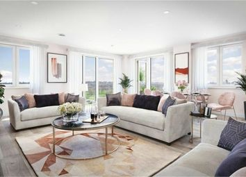 Thumbnail 3 bedroom flat for sale in Highwood Place, The Ridgeway