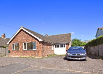 Thumbnail 3 bed detached bungalow for sale in Ramsey Road, Hadleigh, Ipswich