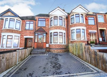 Thumbnail 3 bed terraced house for sale in Rutherglen Avenue, Coventry