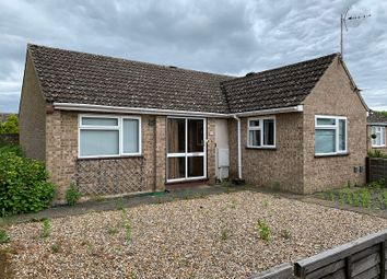 Thumbnail 2 bedroom semi-detached bungalow for sale in Girton Close, Mildenhall