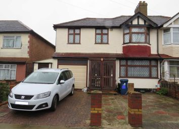 4 bed semi-detached house for sale in Torrington Road, Perivale, Middlesex UB6