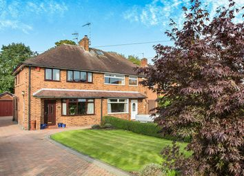 Thumbnail 3 bed semi-detached house for sale in Leek Road, Congleton