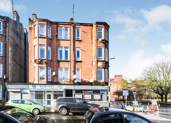 Thumbnail 1 bed flat for sale in Aberdour Street, Dennistoun, Glasgow