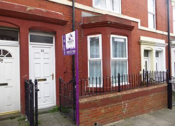 Thumbnail 2 bedroom flat to rent in Hampstead Road, Benwell, Newcastle Upon Tyne