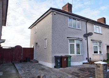 Thumbnail 2 bed semi-detached house to rent in Grafton Rd, Dagenham
