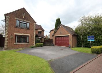 Thumbnail 5 bedroom detached house for sale in The Oaks, St. Michaels, Preston