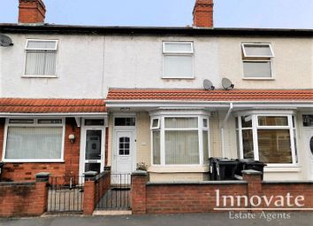 Thumbnail 3 bed terraced house for sale in Havelock Road, Greet, Birmingham