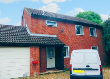 Thumbnail 4 bed link-detached house to rent in St Peters Street, Duxford, Cambridge