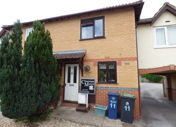 Thumbnail 2 bed end terrace house for sale in Wyke, Gillingham