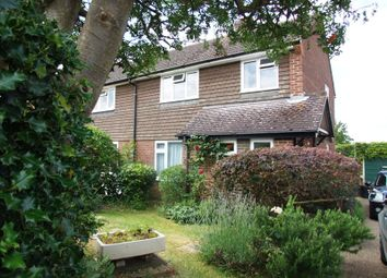 Thumbnail 3 bed semi-detached house for sale in Cheriton Avenue, Twyford