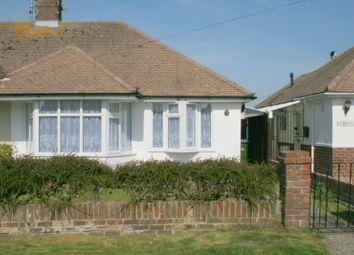 Chaucer Avenue, Rustington, Littlehampton BN16. 2 bed bungalow