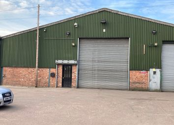 Thumbnail Warehouse to let in Unit 2 Cotton Farm, Middlewich Road, Holmes Chapel, Cheshire