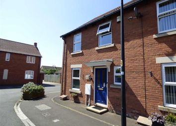 Thumbnail 3 bed end terrace house for sale in Sweetgrass Road, Weston-Super-Mare