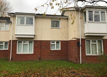 Thumbnail 1 bed maisonette to rent in Fareham Crescent, Wolverhampton