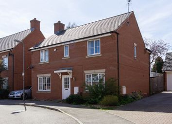 Thumbnail 4 bed detached house for sale in Girton Way, Bletchley, Milton Keynes