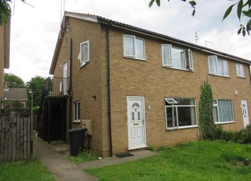 Thumbnail 2 bedroom flat for sale in Keyham Court, Star Mews, Peterborough