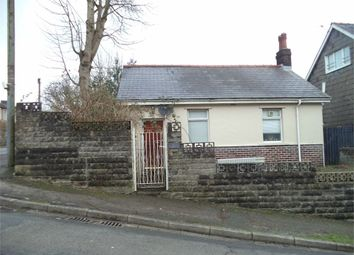 Thumbnail 1 bed detached bungalow for sale in Tredegar Road, Ebbw Vale