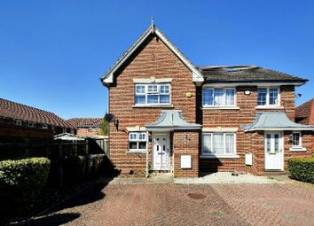 Thumbnail 2 bed semi-detached house for sale in Dunster Court, Borehamwood