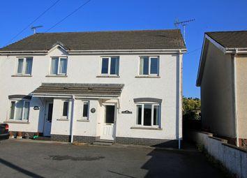 Thumbnail 3 bed semi-detached house for sale in Llanpumsaint, Carmarthen, Carmarthenshire