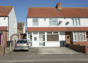 Thumbnail 3 bed semi-detached house for sale in Whitfield Avenue, Broadstairs