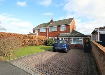 Thumbnail 3 bed semi-detached house for sale in Kenilworth Road, Macclesfield