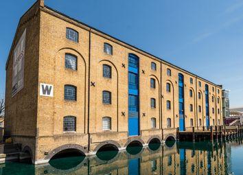 Thumbnail 2 bed flat for sale in Western Gateway, Royal Docks, London