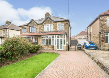 Thumbnail 3 bed semi-detached house for sale in Wibsey Park Avenue, Bradford, West Yorkshire