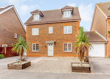 Thumbnail 6 bed detached house for sale in Buckthorne Road, Sheerness, Kent