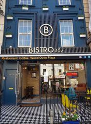 Thumbnail Restaurant/cafe to let in Kilburn High Road, Kilburn, London