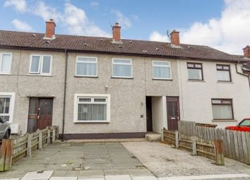 Thumbnail 4 bed terraced house to rent in Tirowen Drive, Lisburn