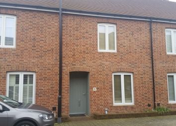 Thumbnail 2 bedroom terraced house for sale in Mcnair Way, Chichester
