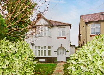Thumbnail 3 bed semi-detached house for sale in Eden Park Avenue, Beckenham