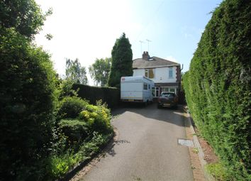 Thumbnail 4 bedroom semi-detached house for sale in Beamhill Road, Horninglow, Burton-On-Trent
