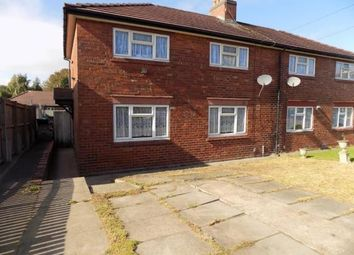Thumbnail 6 bed semi-detached house to rent in Broom Road, Dudley