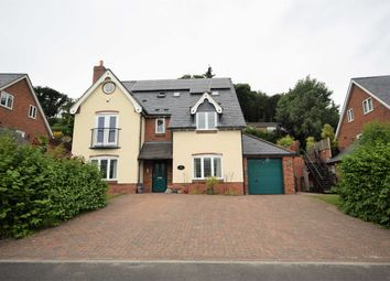 Thumbnail 5 bed detached house for sale in Trewern, Breidden Place, Welshpool, Powys