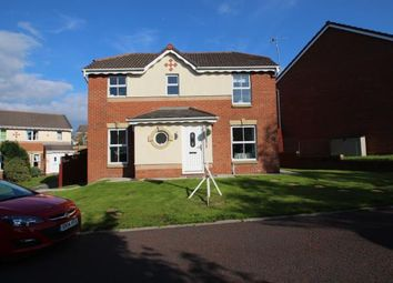Thumbnail 3 bed detached house for sale in Spring Meadows, Clayton Le Moors, Accrington, Lancashire