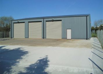 Thumbnail Commercial property to let in Hatchmoor Industrial Estate, Hatherleigh, Devon