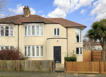 Thumbnail 5 bed property for sale in Godfrey Avenue, Whitton, Twickenham