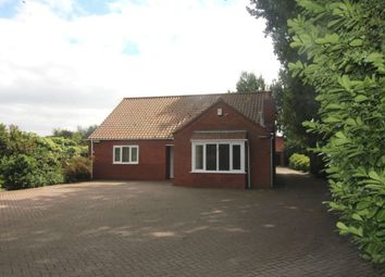 Thumbnail 3 bed bungalow for sale in Selby Road, Askern, Doncaster