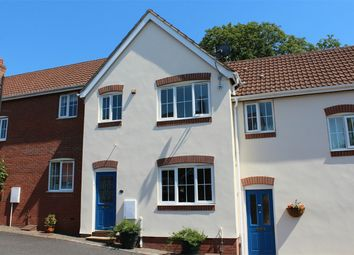 Thumbnail 3 bed terraced house to rent in Nichol Place, Cotford St. Luke, Taunton