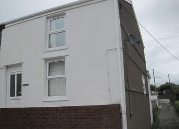 Thumbnail 2 bed end terrace house to rent in Oddfellows Street, Ystradgynlais, Ystradgynlais, Swansea.