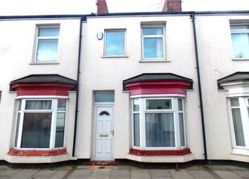 Thumbnail 2 bed terraced house for sale in Glebe Road, Middlesbrough