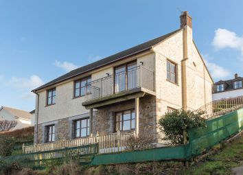 Thumbnail 4 bed detached house for sale in Lanheverne Parc, St. Keverne, Helston