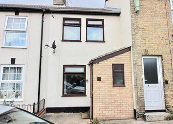 Thumbnail 3 bedroom terraced house to rent in Wilson Road, Pakefield, Lowestoft