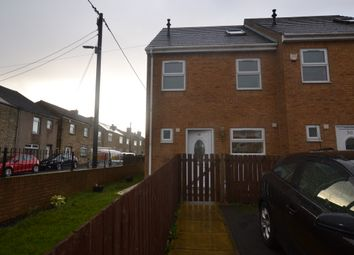Thumbnail 3 bed town house to rent in Campbell Street, Tow Law, Bishop Auckland