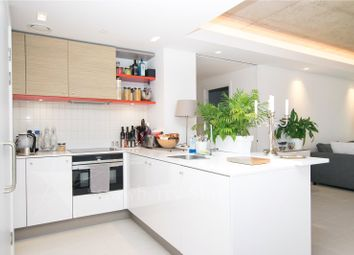 Thumbnail 1 bed flat to rent in 3 Tidal Basin Road, London
