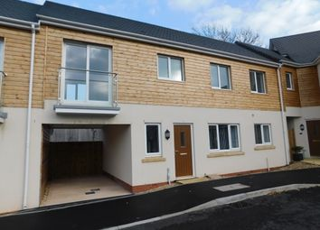 Thumbnail 3 bed terraced house to rent in Mitchell Gardens, Axminster